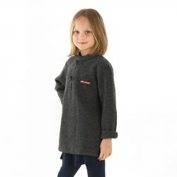 Sweater Gray black