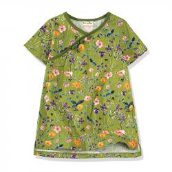 T-shirt Grass flowers