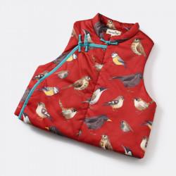 Tang scarlet larks